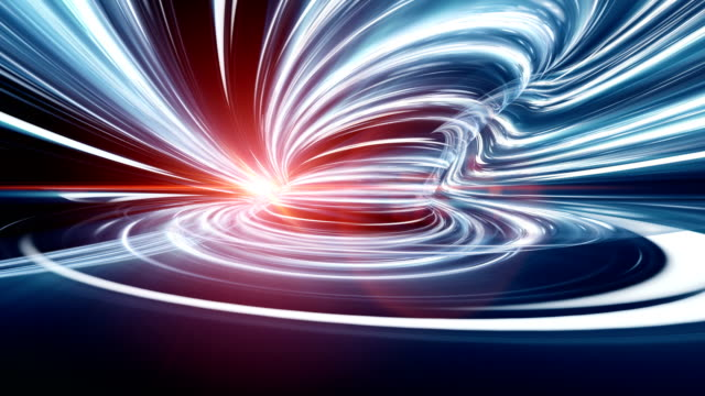 abstract light background - swirl pattern stock videos & royalty-free footage