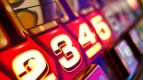 4k abstract light in casino, london - gambling stock videos & royalty-free footage