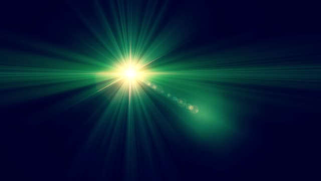 Abstract Light, Lens Flare
