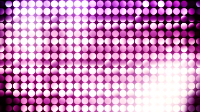 abstract light mosaic loop - disco lights stock videos & royalty-free footage