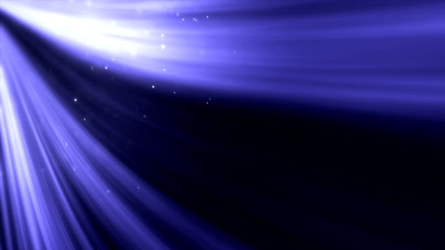 abstract light ray dark blue-loop - impact stock videos & royalty-free footage