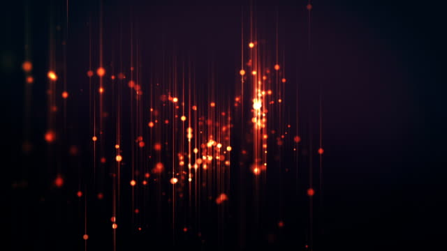 stockvideo's en b-roll-footage met abstracte licht routes loopbare animatie - glinsterend