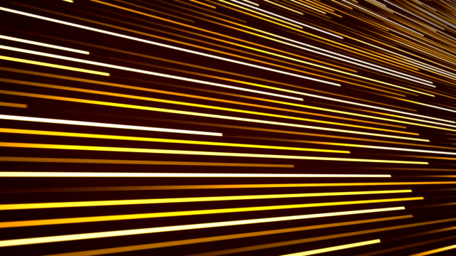 abstract lines moving gold - template stock videos and b-roll footage