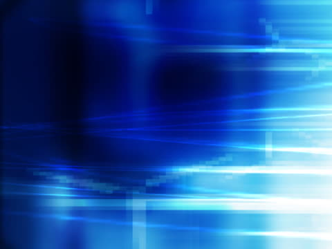 abstract lines moving over blue background - mpeg videoformat stock-videos und b-roll-filmmaterial
