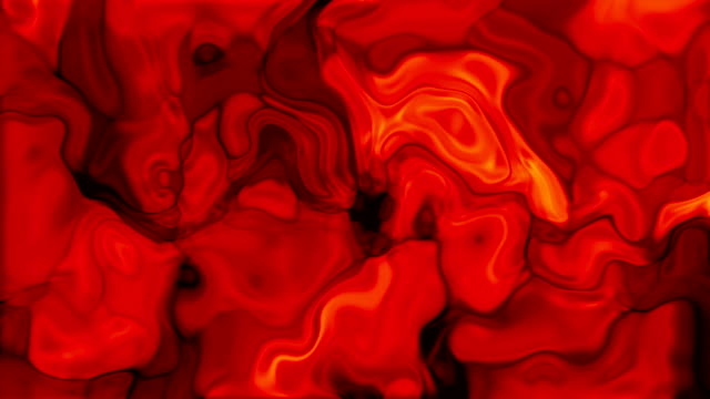 abstract liquid background - red stock videos & royalty-free footage