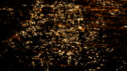 Abstract liquid wave slow motion background, alcohol, tea, cola or whiskey, FHD video with copy space