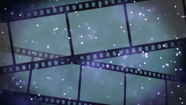 vídeos de stock, filmes e b-roll de fundo em loopable abstrato - vinheta