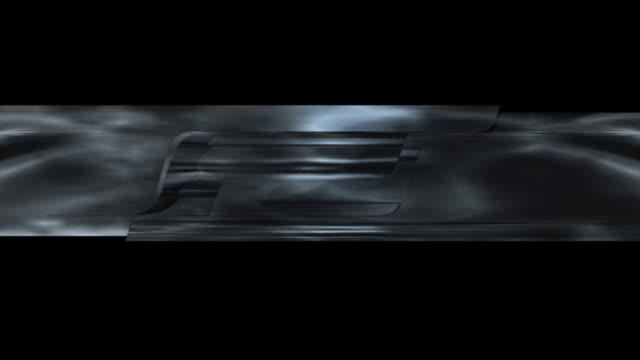 abstrakte metall tor - kürzer als 10 sekunden stock-videos und b-roll-filmmaterial