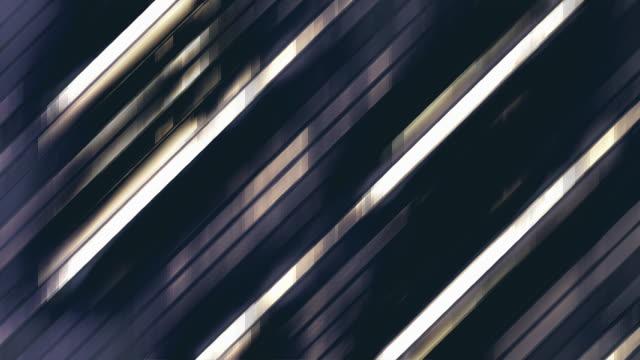 CGI, Abstract metallic stripes