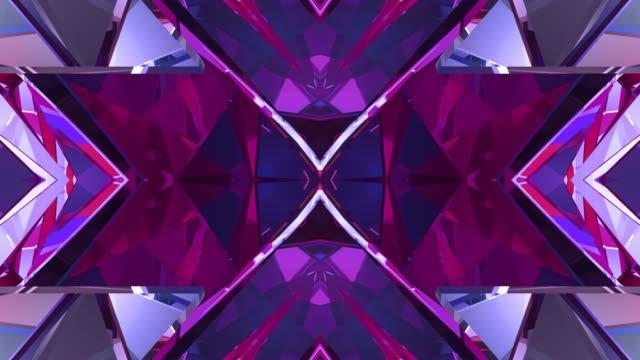 abstract modern background 4k loop - digital enhancement stock videos & royalty-free footage