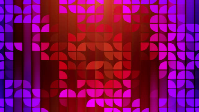 abstract mosaic loopable background - sequin stock videos & royalty-free footage