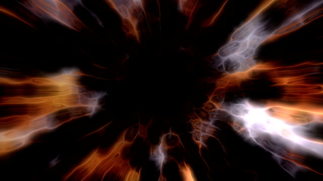abstract moving black hole tunnel background - hole stock videos and b-roll footage