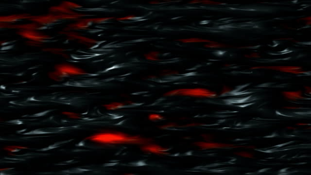 abstract moving lava pattern background - textured stock videos & royalty-free footage