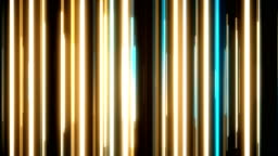 Abstract neon glowing lights loopable background