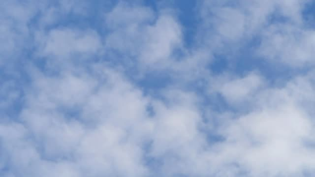 abstract of clouds and blue sky - french overseas territory stock videos & royalty-free footage