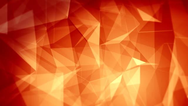 vídeos y material grabado en eventos de stock de abstracta fondo naranja (loopable) - fondo naranja