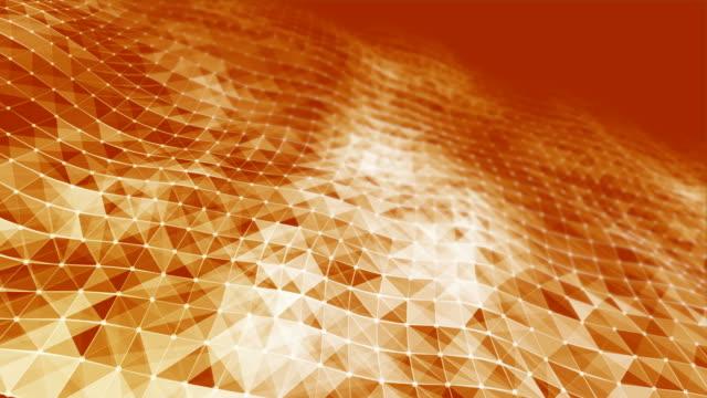 vídeos y material grabado en eventos de stock de abstracta fondo naranja de 4 k - fondo naranja