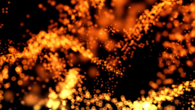 abstract particles +alpha channel - sparks stock videos & royalty-free footage