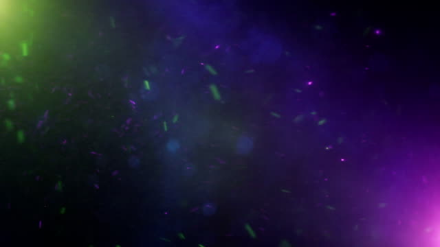 Abstract Particles Background. HD1080 Motion Graphics