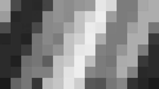 Abstract Pixelated Background