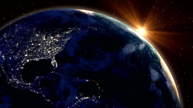 Abstrakte Erde Endlos wiederholbar