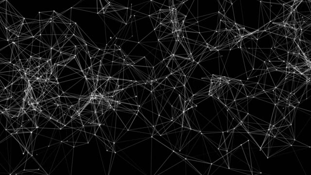 Abstract Polygon Motion 4K