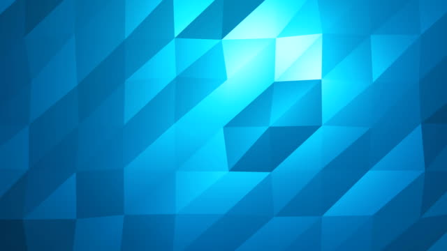 Abstract Polygonal Background - (Loopable)