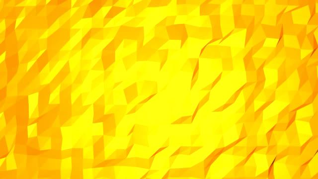 Abstrakte polygonal Hintergrund Blau