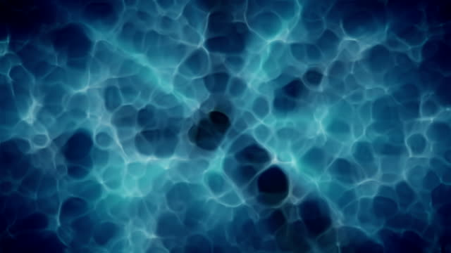 Abstract realistic water wave pattern background