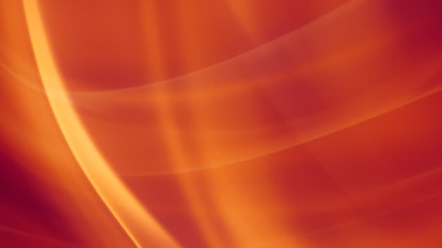 Abstract red animation background