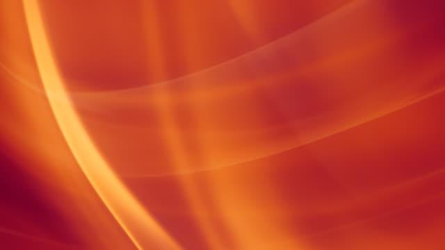 vídeos y material grabado en eventos de stock de fondo rojo abstracto animación - fondo naranja