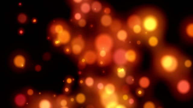 vidéos et rushes de abstract red dots animation - frolow