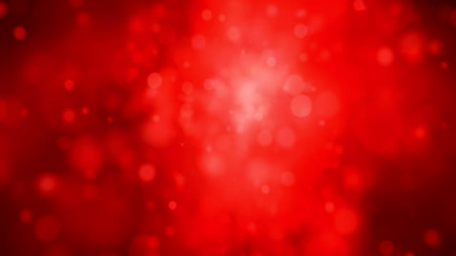 vídeos de stock e filmes b-roll de abstract red dots animation - vermelho