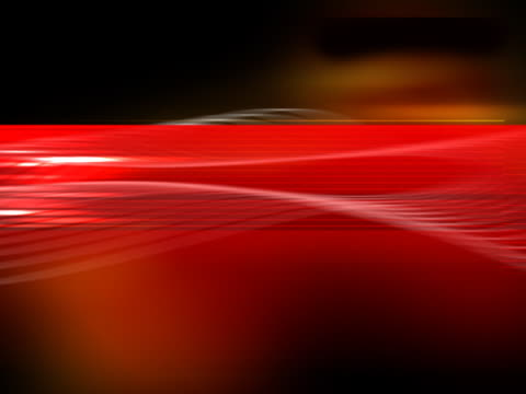 abstract red waves over black background - mpeg video format stock videos & royalty-free footage