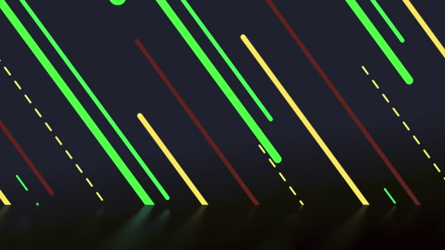 abstract retro striped background - pastel colored stock videos & royalty-free footage