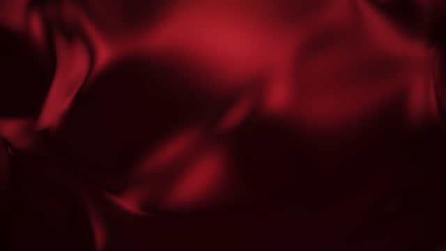 abstract royal red waving background - satin stock videos & royalty-free footage