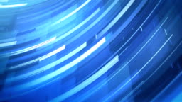 Abstract Shapes Background (Light Blue) - Loop