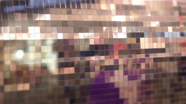 abstract shopwindow pixelized blur - cubism stock videos & royalty-free footage
