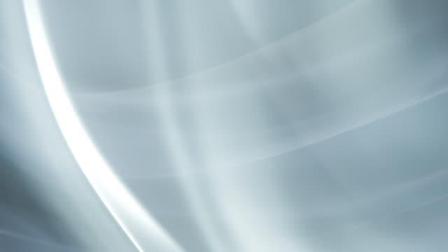 abstract silver animation background - curve stock videos & royalty-free footage