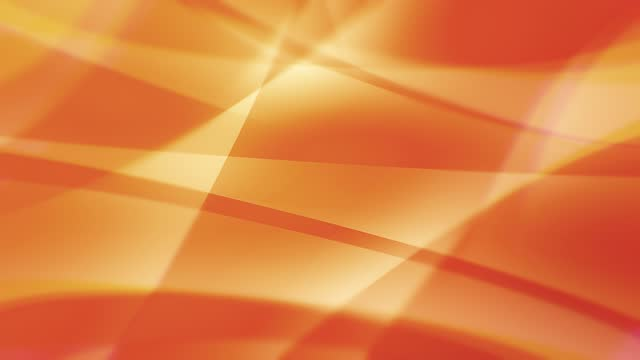 abstract simple and beautiful background. soft blurred motion design. clean animation, slow graphics. the concepts of vortex, business, finance, game, internet, data, education, brainstorm, modern, web and mobile loopable - orange colour background stock videos & royalty-free footage