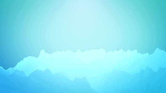 abstract sky blue background - 4k resolution - turquoise background stock videos & royalty-free footage
