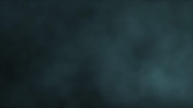 煙の粒子背景を抽象化、ループ - かすみ点の映像素材/bロール