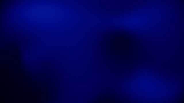 abstract soft blured background (loopable) - blue background stock videos & royalty-free footage