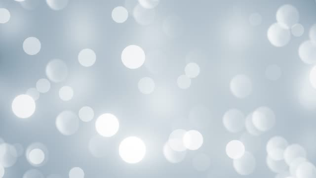 abstract soft clean blurred glitter dust tiny moving rising glitter bokeh particles loopable background - glowing stock videos & royalty-free footage