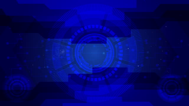 Abstract speed digital technology background