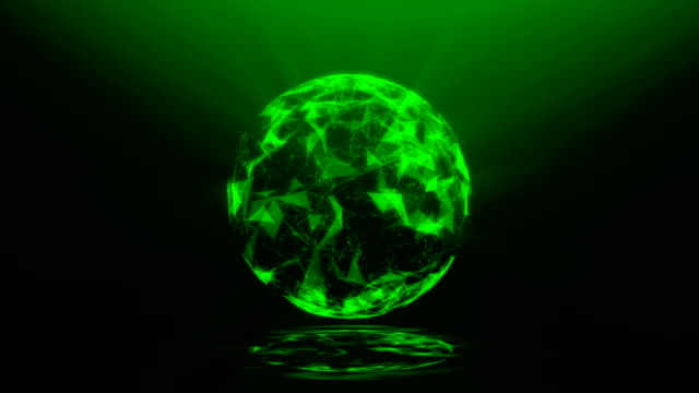 abstract sphere - nucleus stock videos & royalty-free footage