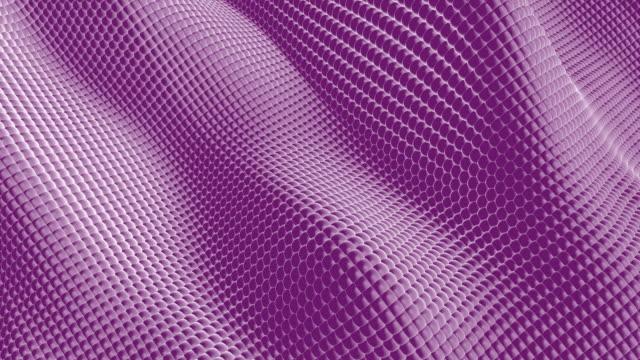 vidéos et rushes de domaines abstraits (purple v2) - texture douce