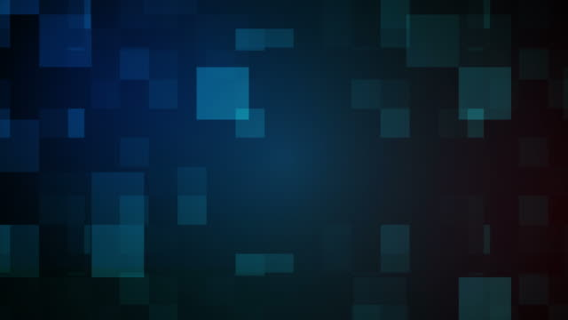 abstract squares background - block shape stock videos & royalty-free footage