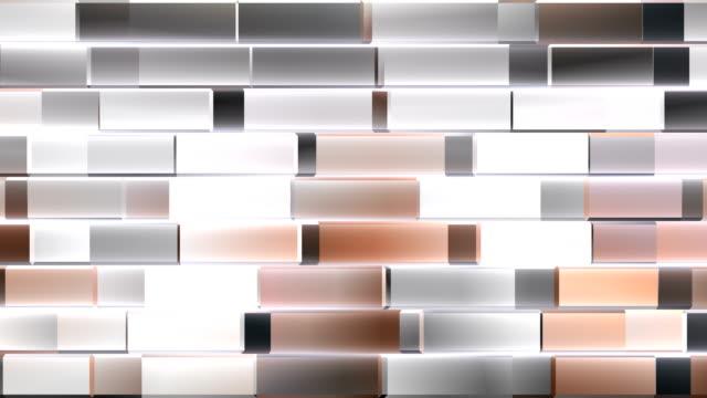 Abstrakte Quadrate Hintergrund