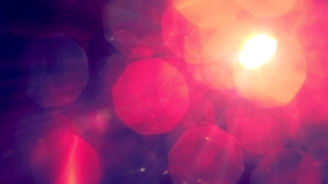 abstract street light - pink color stock videos & royalty-free footage